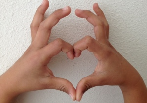 isa heart hands