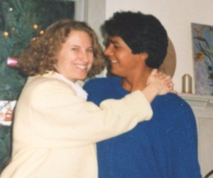 Jesjsie and Rene in 1986