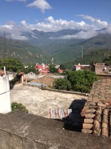 view of Yalalag