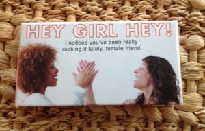Hey girl hey