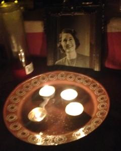 My grandmother, Martha.